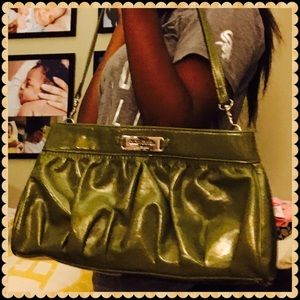 Nine West Clutch/ shoulder purse