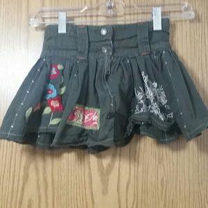Mimi & Maggie Other - Mimi & Maggie Khaki Skirt