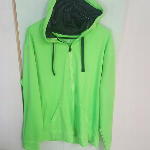 complimentary shipping sale latest selection Mens Lime Green Hoodie