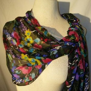 2for1 COLOR-POP Sheer Scarf