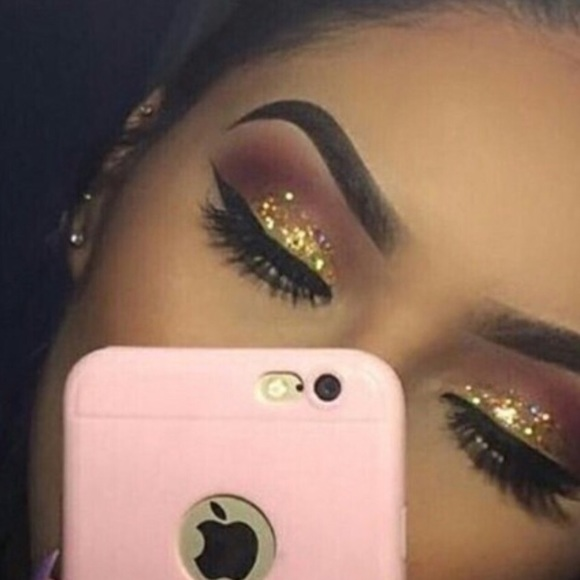 Beauty Treats Makeup Gold Loose Glitter Sparkle Eyeshadow Poshmark
