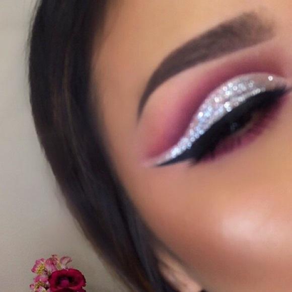 Beautytreats Makeup White Loose Glitter Eyeshadow Poshmark