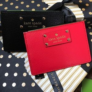 kate spade Accessories - NWT Kate spade cardholder