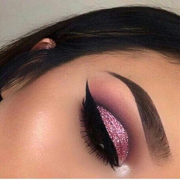 Beautytreats Makeup Pink Loose Glitter Eyeshadow Poshmark