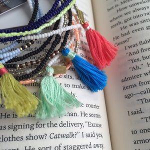 💖Hand Beaded Wrap Bracelets