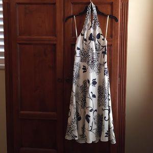 Ann Taylor size 0 halter dress