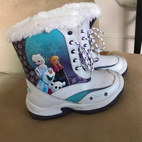 Payless Shoes | Girls Frozen Snow Boots
