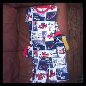 Petit Lem Other - FINAL PRICE Boys pajama set