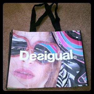 Desigual Handbags - Shopping Tote Bag. DESIGUAL. NYC.