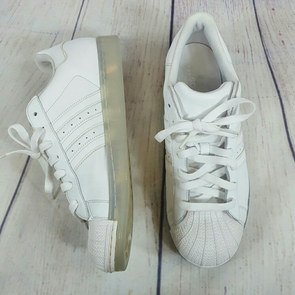 Cheap Adidas Superstar Up White S76405