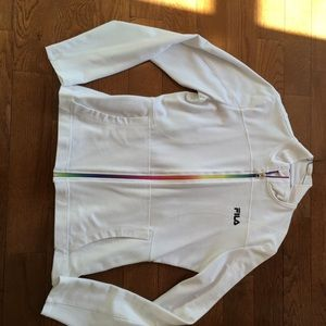 Fila Jackets & Blazers - 🔴 Fila running jacket
