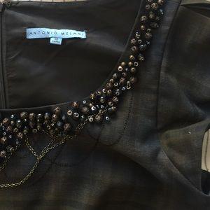 ANTONIO MELANI Dresses & Skirts - Adorable plaid dress