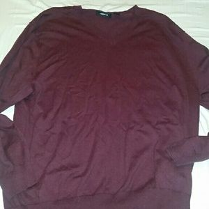 Claiborne Other - Mens Claiborne cashmere blend v neck sweater