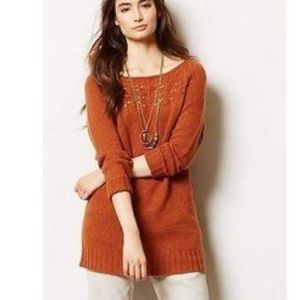 Anthropologie Sweaters - Anthropologie MOTH Cut out Sweater Tunic S