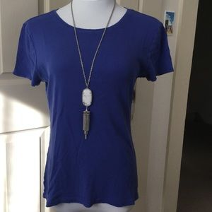 Old Navy Tops - Azure Blue Old Navy T-shirt