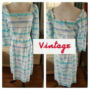 Fab vintage dress 12