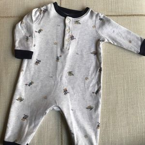 Ralph Lauren Other - Polo bear cotton coverall