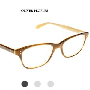 Oliver Peoples Accessories - ⚡Final Sale⚡-no offers- Oliver People Eyeglasses