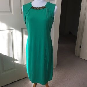 Calvin Klein Dresses & Skirts - Calvin Klein Kelly Green Dress Size 8