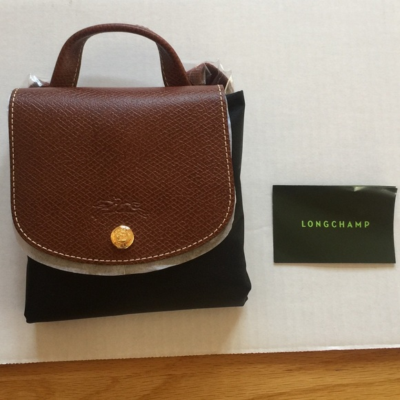 Longchamp Bag Le Pliage House Of Fraser : Off longchamp handbags backpack black le
