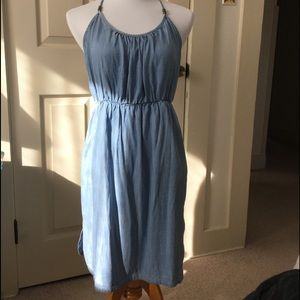 Maurices Dresses & Skirts - Chambray Dress with Pockets