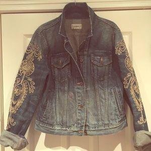 Denim & Supply Embellished Jean Jacket