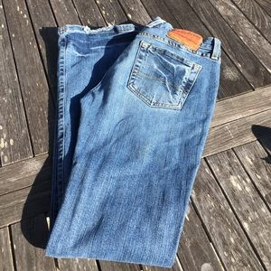 Lucky Brand Classic Rider Jeans 0 25