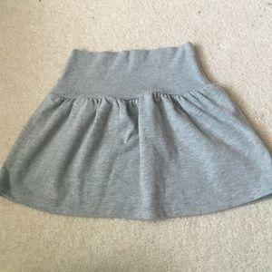 Forever 21 stretch yoga skirt