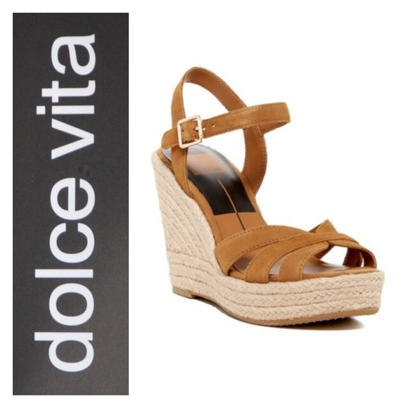 5015a6ba3651 Dolce Vita Women s Tracey Espadrille Wedge Sandal