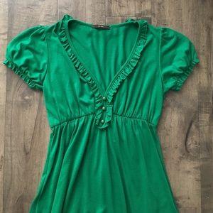 Tops - Cute green top