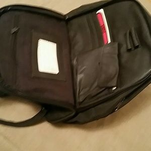 c4f4e4eb37 Bags - NWT small brown backpack w  organizer compartment