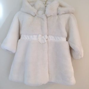 Tartine et Chocolat Other - Tartine et Chocolat Baby Fur Coat