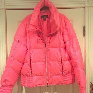 RLX Ralph Lauren Neon Down Jacket