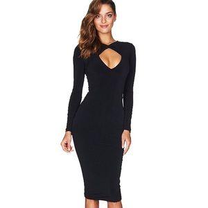 Dresses & Skirts - 🆕Women's Sexy Deep V Bodycon Dress