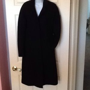 Barney's New York CO-OP size 8( 42) 100% wool coat