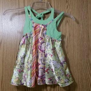 Hannah Banana Other - Girl's Multicolor & Multidesign Dress