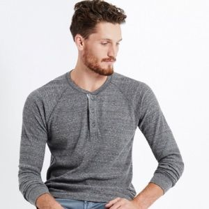 AG Adriano Goldschmied Other - AG - COMMUTE RAGLAN HENLEY