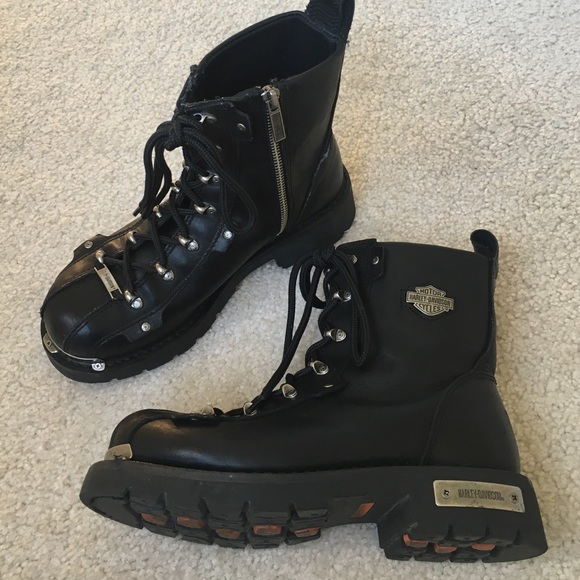 Women's Harley Shoes Size 7 sFCsHlzcG