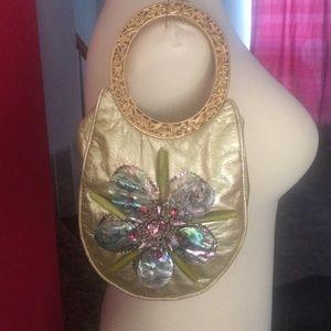 Authentic Badgley Mischka  Bag