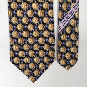 Ermenegildo Zegna Other - ERMENEGILDO ZEGNA exclusive design silk tie  👔