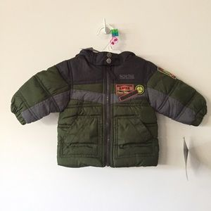 Pacific Trail Other - NWTs! Baby Boy Pacific Trail Puffer Coat