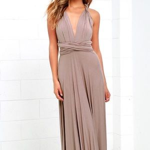 Tricks of the Trade Maxi Dress