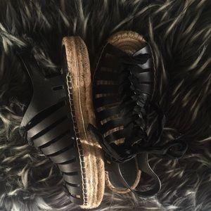 rebecca minkoff sandals size 7