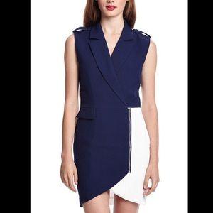 Endless Rose Size L Asymmetrical Dress