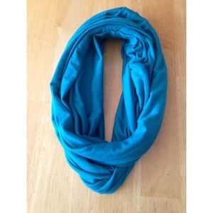 Accessories - Delia's Teal Infinity Scarf