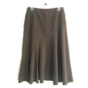Grace Elements Dresses & Skirts - Grace Elements Taupe Skirt