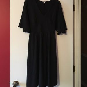 Paul & Joe Dresses & Skirts - Black knee length dress