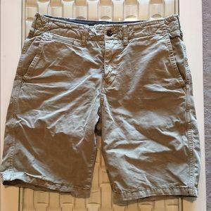 Lucky Brand Men's khaki shorts