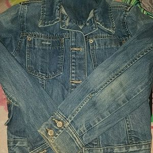 KIDS GAP Jean Jacket - EUC