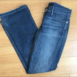 Goldsign Denim - Goldsign Bootcut Silvie Jeans